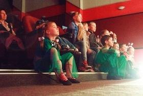Объявляется набор детей с 3 до 7 лет в «Детский музыкальный театр»