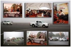 Мероприятие Toyota X_Country в Минске