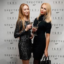 Премьерный кинопоказ: 007: Спектр от караоке-клуба Ikra