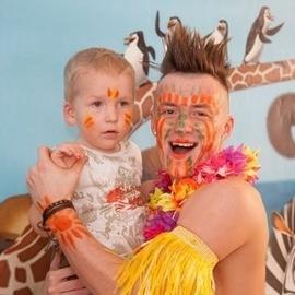 """Шоу для детей """"Африка""""!"""