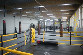 В здании универмага «Беларусь» открылся фитнес-зал со скидками для студентов и парочек