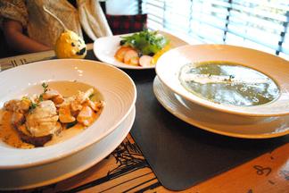 Обед в городе: сытные позиции для холодных дней в Royal Oak Pub