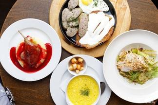 Обед в городе: чем можно подкрепиться в ресторане «Гаштет»