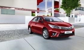 В Тойота Центр Минск появились новые комплектации Toyota Corolla
