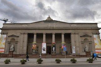 Художественный музей отменяет день бесплатного посещения