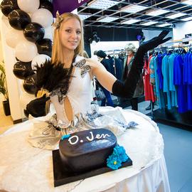 Благотворительная церемония открытия магазина O. Jen в ТРЦ «GALILEO»