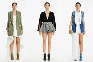 Фотофакт: самые необычные модные сочетания в новой летней коллекции Elisabetta Franchi