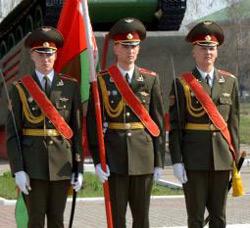 День внутренних войск РБ