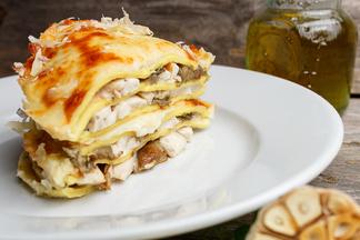 Pasta Time в кафе «САД»: каждый вторник с 16:00 все домашние пасты — за 12,90 рублей