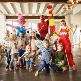 Открытие детского центра «Бэби-клаб+»