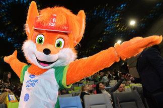 Талисман II Европейских игр лисенок Лесик стал героем нового проморолика