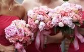 Цветущая свадьба