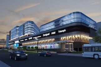 Еще один торговый центр появится на Немиге. Узнали, как он будет выглядеть
