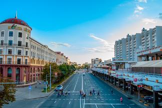 Минск попал в рейтинг самых чистых городов мира