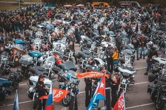 Для иностранцев введут безвизовый въезд на байкерский фестиваль H.O.G. Rally Мinsk 2019