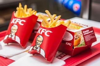 Второй KFC в «Экспобеле»: первый фаст-фуд, открывшийся без очередей