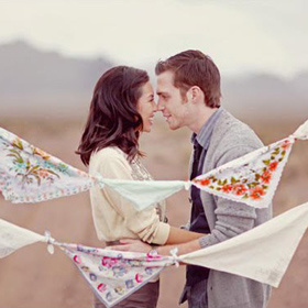 Первая годовщина семейной жизни: ситцевая свадьба