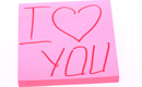 Анонимные поздравления с Днем святого Валентина