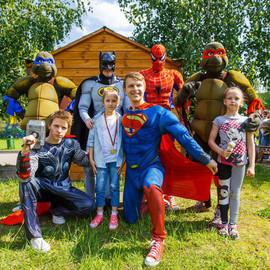Детский громкий час в Минском зоопарке