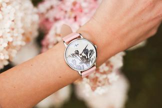 Сияй ярко! «Луч» выпустил новую коллекцию часов Shinе
