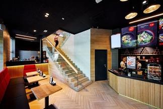 Фотофакт: двухэтажное кафе GARAGE открылось в ТЦ «Метрополь» на Немиге