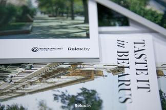 Relax.by и Wargaming при поддержке МИД презентовали книгу для иностранных IT-специалистов