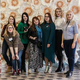 Встреча Beauty-блогеров