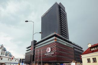 Накануне бала: как  проходят  последние приготовления в  новом ТРЦ  Galleria  Minsk на  Немиге