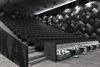 Как в Дубае и Нью-Йорке: летом в Минске откроется самый высокотехнологичный кинозал с огромным экраном и диванами