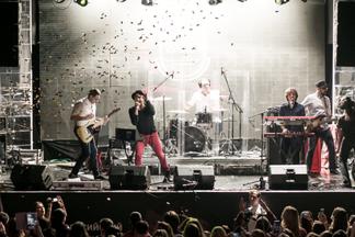Белорусская кавер-группа No Comment Band вышла в финал всероссийского конкурса