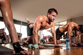 Тренировки Mind &Body для мужчин в микрорайоне Лебяжий!