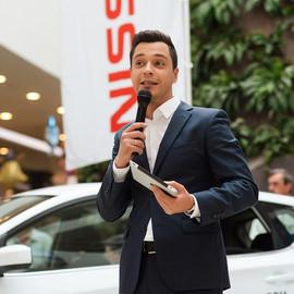 Презентация Nissan TIIDA