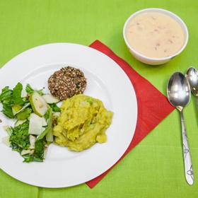 Мастер-класс по вегетарианской кухне