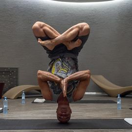 SPA–Yoga с Ярославом Лукашевичем