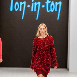 Belarus Fashion Week. Ton-in-ton
