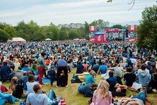 На фестивале A-Fest развернется караоке под открытым небом (лучший сможет встретиться с John Newman)