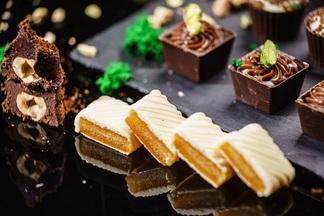 Фотофакт: новые сладости появились в минской кофейне La Crête D'Or