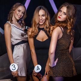 Финал Мисс клубная Беларусь 2017