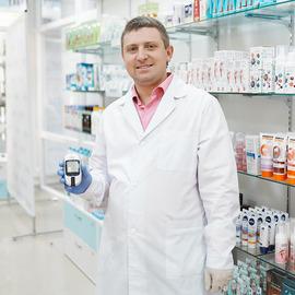 Открытие магазина «Скажи здоровью ДА!»