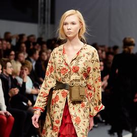 Belarus Fashion Week. T. Efremova