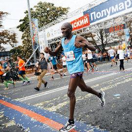 Минский Полумарафон 2016