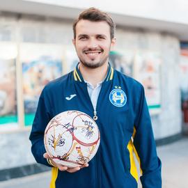 Футбольная кинопремьера «Коробка» вместе с командой БАТЭ