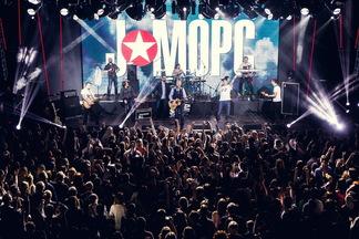 Группа «J:морс» презентовала первый профессиональный клип, снятый на мобильный телефон