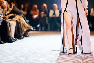 Фотофакт. Как прошло шоу-дефиле LUDMILA LABKOVA by «Камволь» & «7AM» by Giorgio Fabiani?
