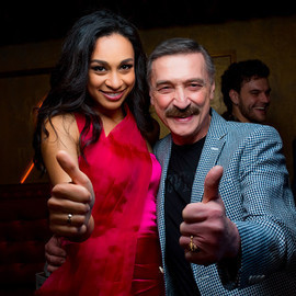 Pre-party Eurovision 2015 «Uzari & Maimuna приглашают друзей»