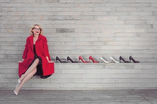 Осенне-зимняя коллекция обуви «Эконика» появилась в Минске с эксклюзивом от Эвелины Хромченко