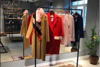 Концепт-пространство с одеждой российских, украинских и грузинских дизайнеров открылось в Минске