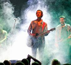 Концерт-презентация первого альбома группы Мачете под названием «Родина Мира»