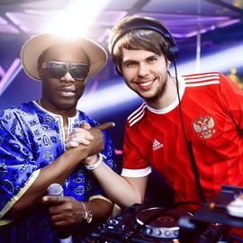 Официальное PreParty HOT&TOP