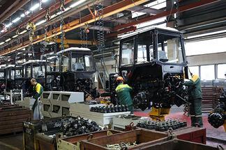 Минский тракторный завод предложит туристам собрать трактор и покататься по предприятию